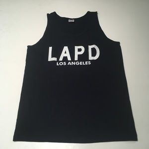 Vintage 80s 90s LAPD Los Angles Police Department